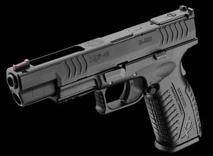 A Closer Look at Springfield Armory's New XD(M) 5.25 9mm