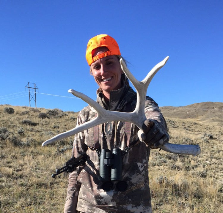 shed hunting fall