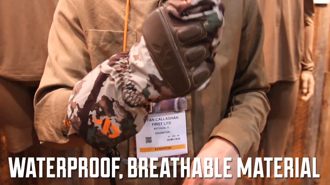 Is This Grizzly Mitt from First Lite the Ultimate Hunting Glove?