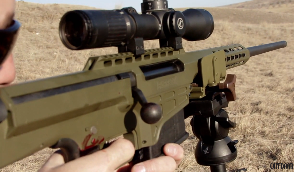 Gun Lab: Barrett 98B Rifle Review