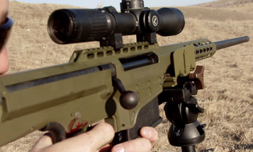 Gun Lab: Barrett 98B Rifle Review