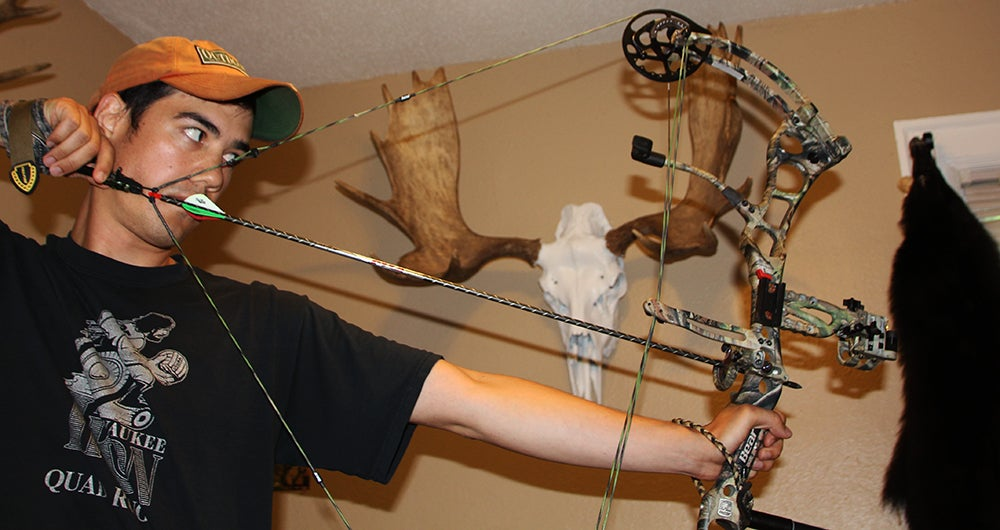 Bowhunting Prep: How Long Can You Hold at Full Draw?