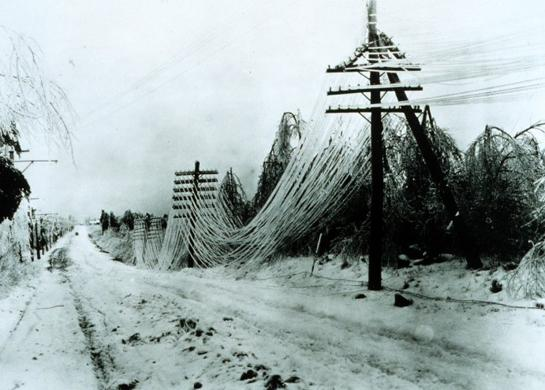 Survival Skills: Be Ready for Ice Storms