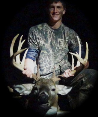 17-Year-Old Bowhunter Takes One of NY's Top 2011 Bucks