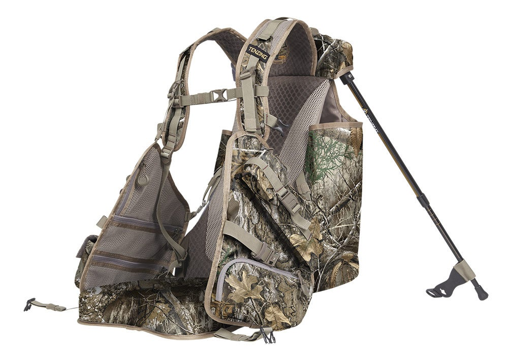 tenzing tr18 turkey hunting vest