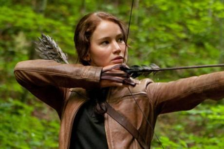 The Hunger Games Movie Gives Archery a Spike in Popularity