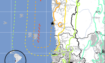 Survival Skills: 8.3 Magnitude Earthquake Proves Chile is Disaster Ready