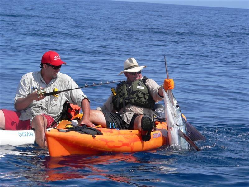 Fishing Kayaks 101
