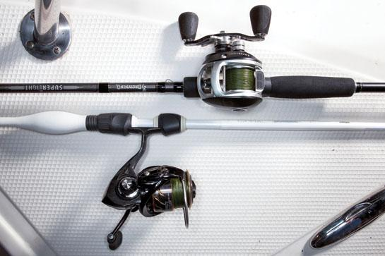 Tackle Test 2014: Best Rod-and-Reel Combos