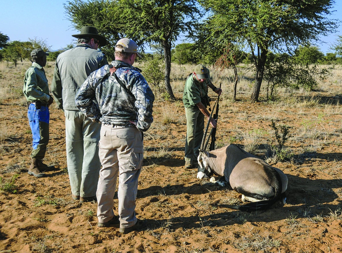 Color Lines: Inside the Movement to Change the Face of the African Professional Hunter