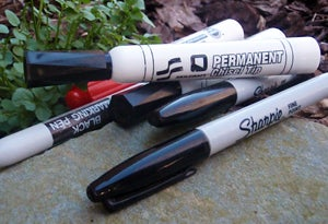 How to Use a Sharpie in a Survival Situation