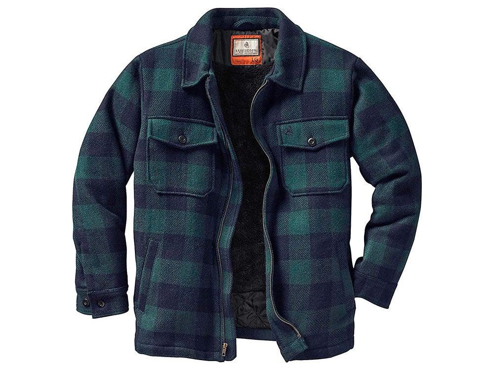 Legendary Whitetails Buffalo Jacket
