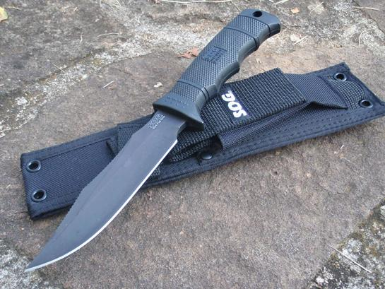 sog seal fixed blade