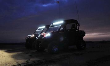 The Benefits of Adding LED Lights to Your ATV or UTV