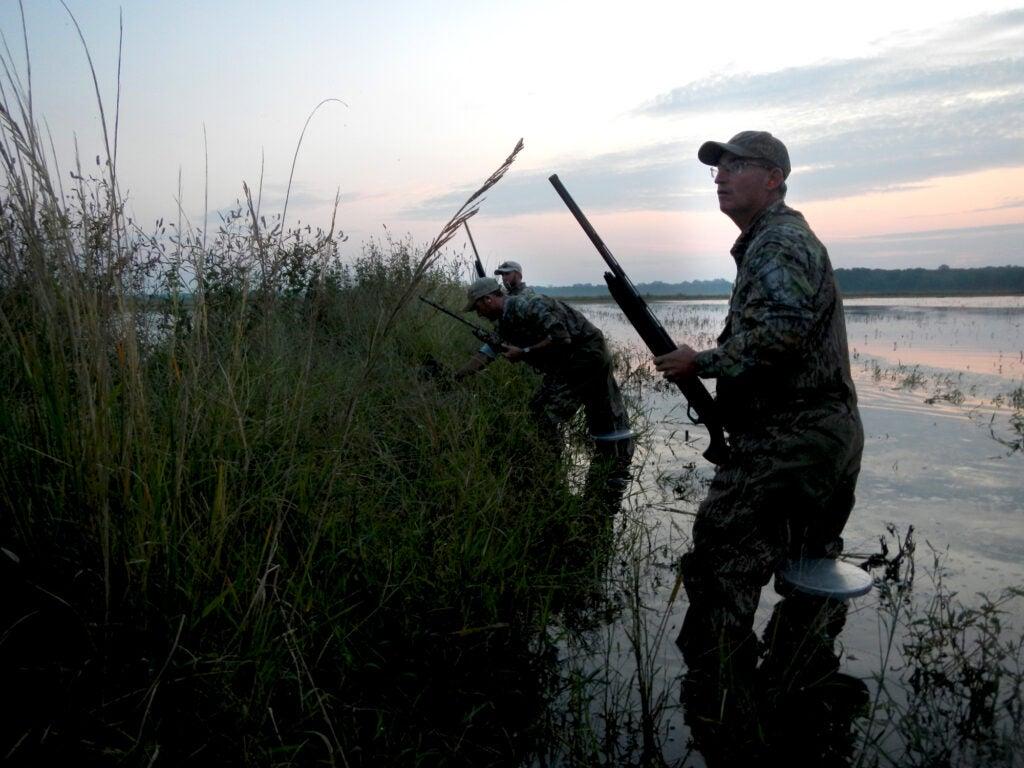 teal hunters texas