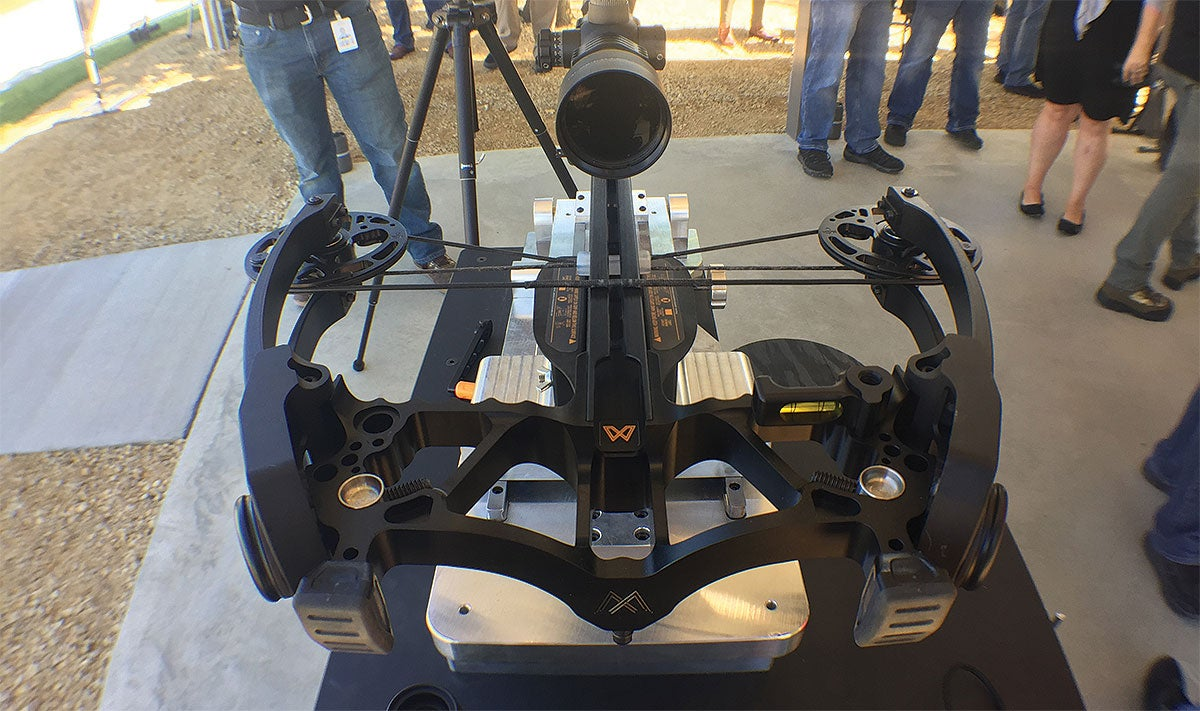 SUB-1 crossbow