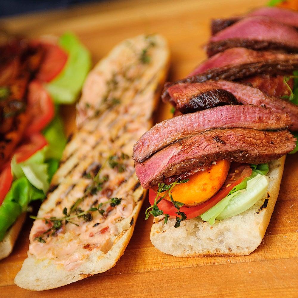 The Ultimate Venison BLT Sandwich Recipe