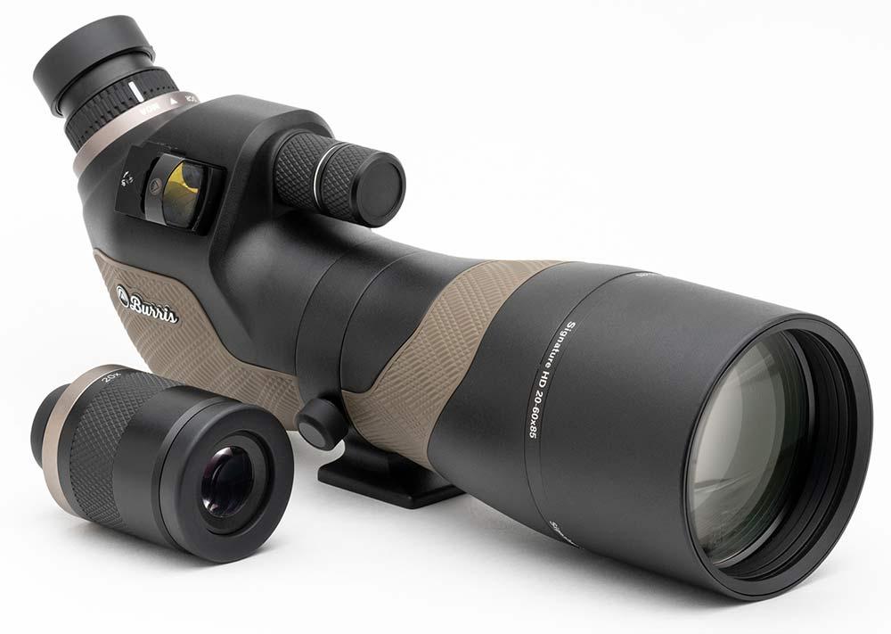 Burris Signature HD spotting scope