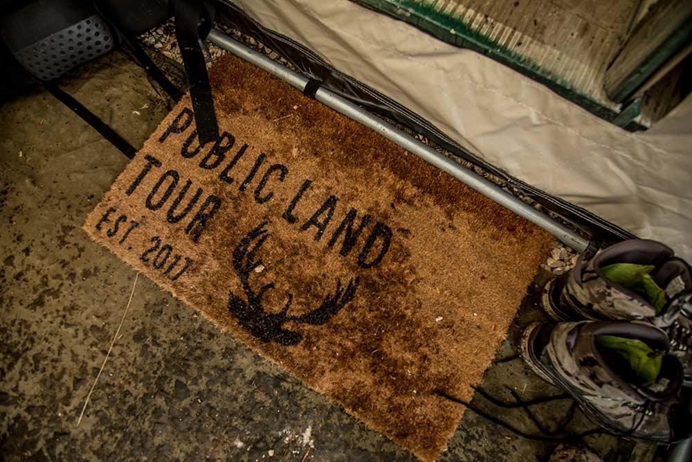 open country bus sam soholt floor mat