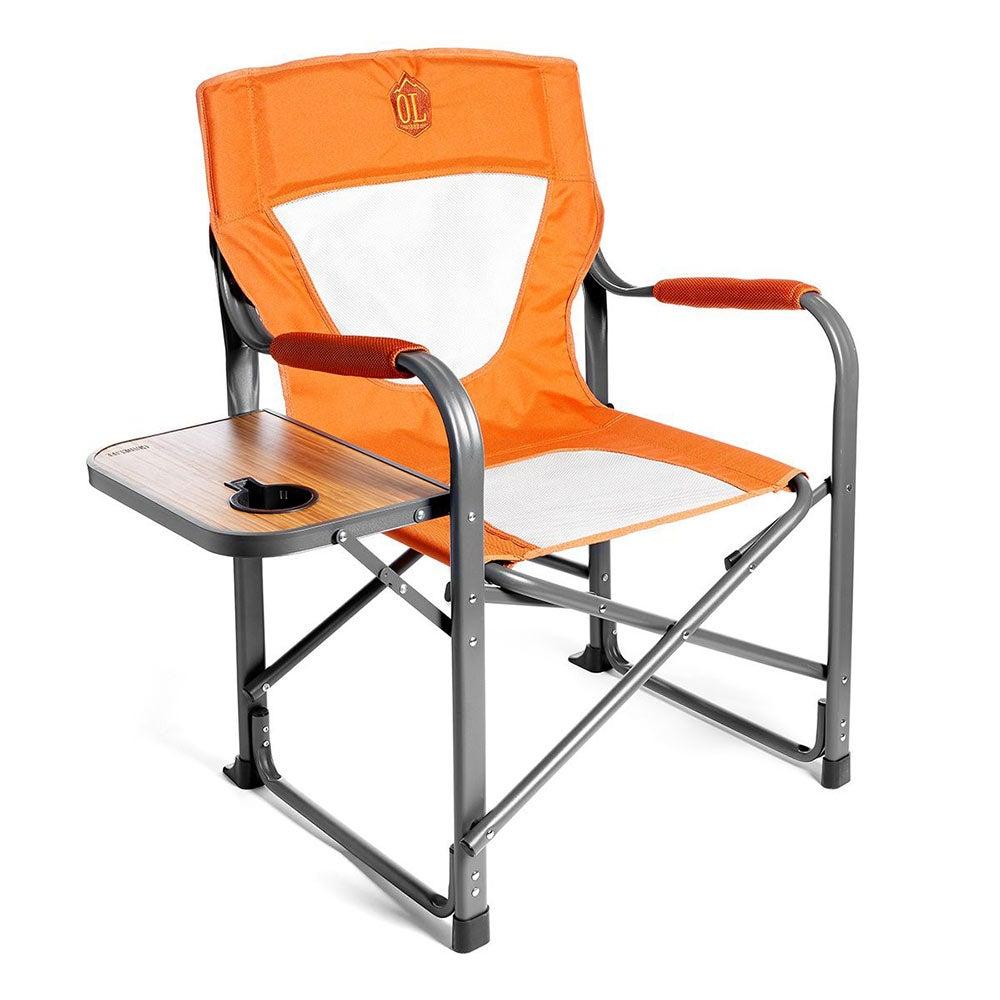 OL Guide Life Orange Catskill Director Chair