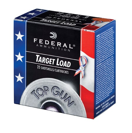 Support Our Wounded Warriors With Top Gun Target Loads From Federal
