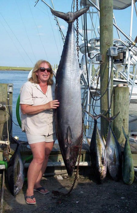Angler Catches Potential State-Record Wahoo in Virginia