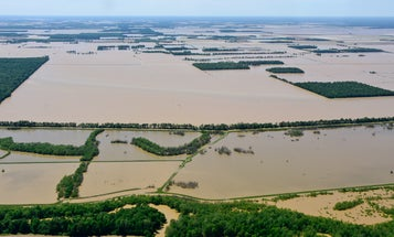 Record Floods Hinder Missouri Hunting and Fishing
