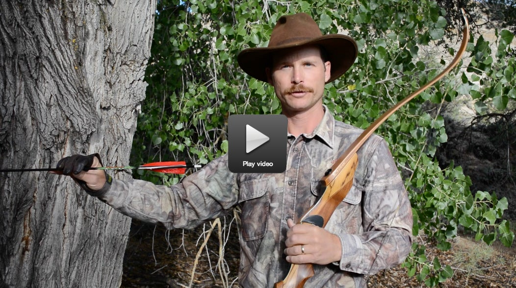 Video: The Best Fletching for Traditional Bows
