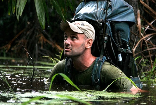 You Are a Wimp Compared To: Ed Stafford