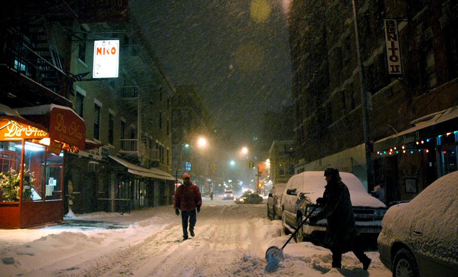 Survival Skills: 3 Winter Urban Survival Techniques