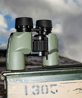 New Binoculars: OL Reviews the Best Full- and Mid-Size Hunting Binoculars
