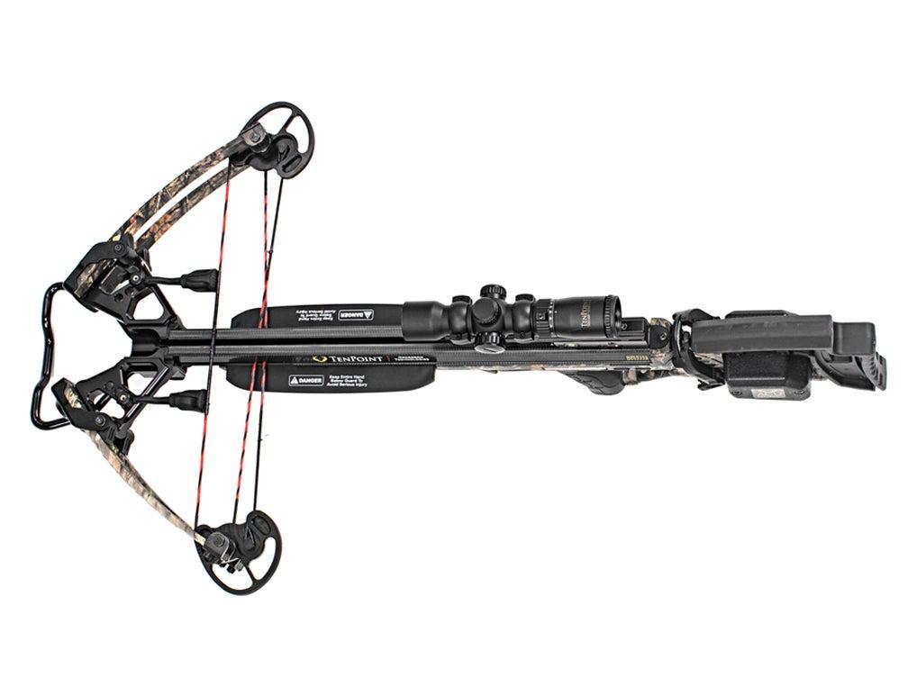 The Carbon Phantom RCX Crossbow from TenPoint
