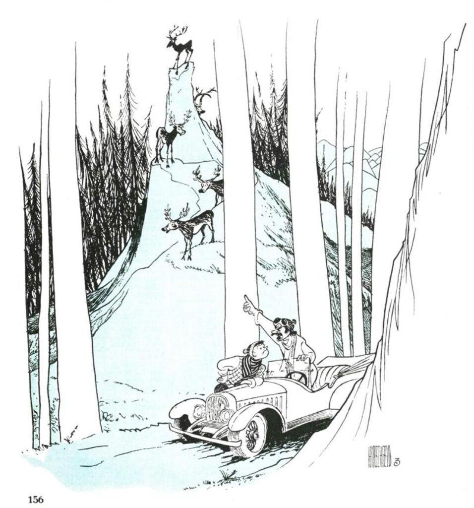 mcmanus column cartoon