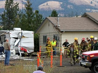 Fish and Game Biologists Killed in Helicopter Crash