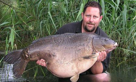 The Fat Lady Finally Sings, Britain's Famous Monster Carp is Dead