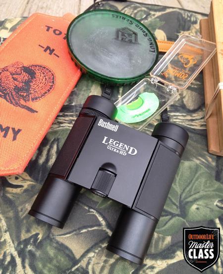 The Right Binoculars for Turkey Hunting