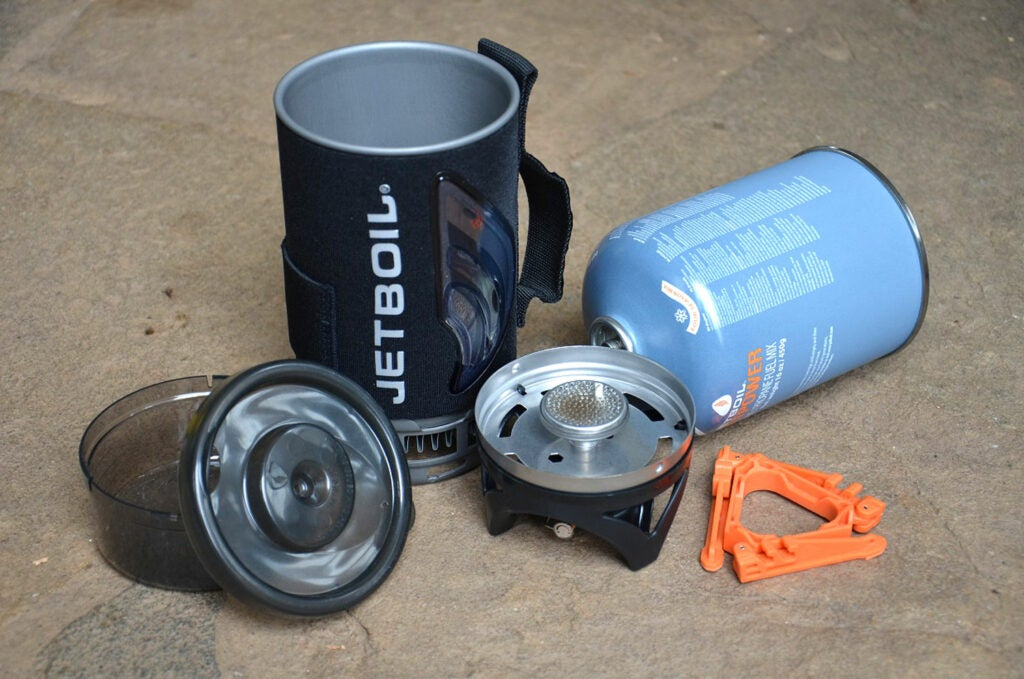 jet boil stove, camping stove, survival stove, camp cook gear