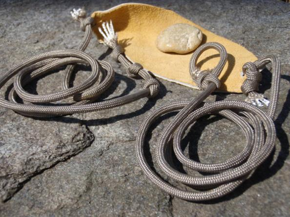 Survival Gear: Make a Sling For Throwing Stones