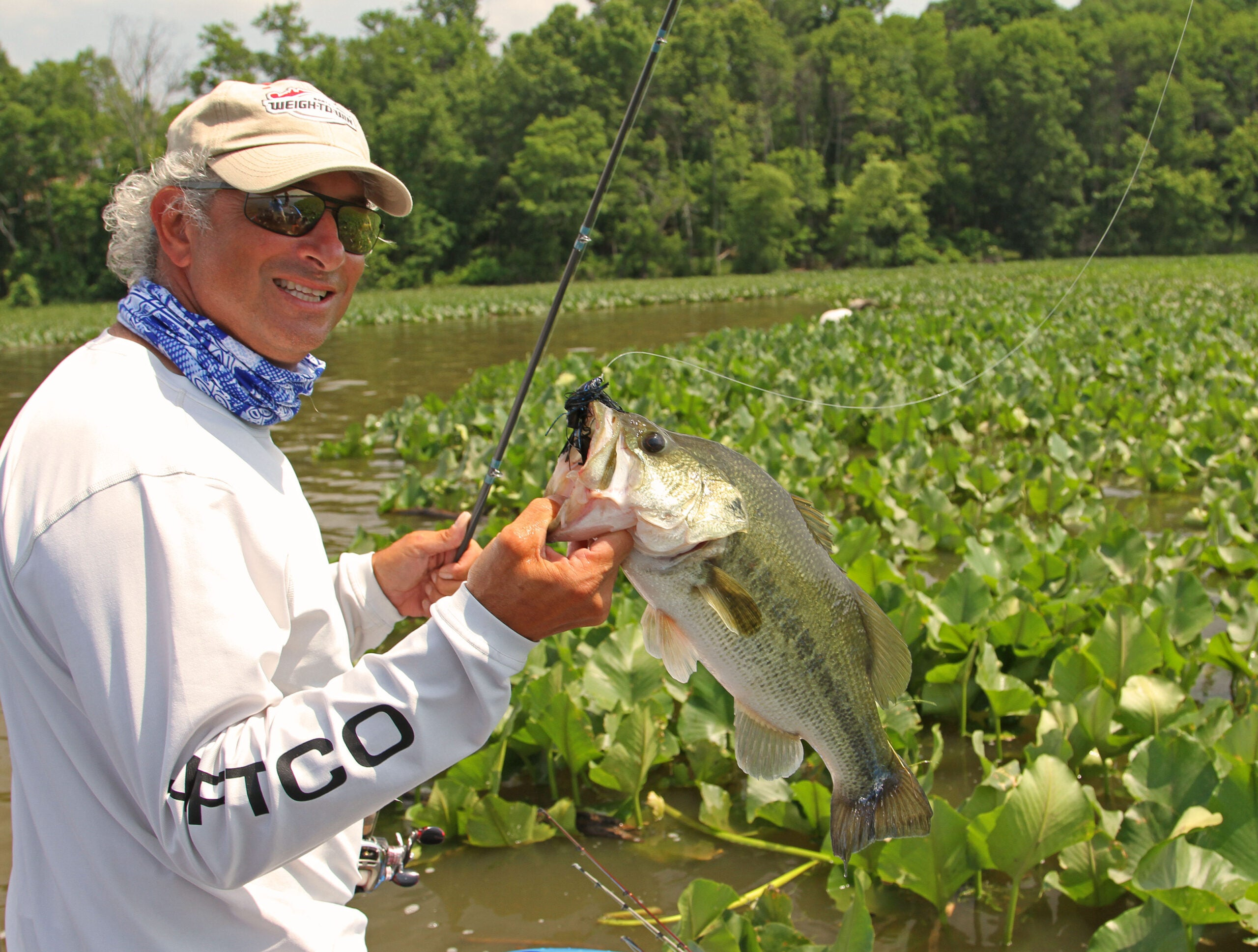 Geometry Fishing: 3 Things That Will Help You Catch More Bass
