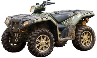 Outdoor Life Reviews the Best New ATVs and UTVs