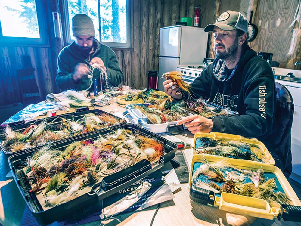 brian bergeson fly tying
