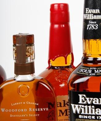 The Bourbon Taste Test
