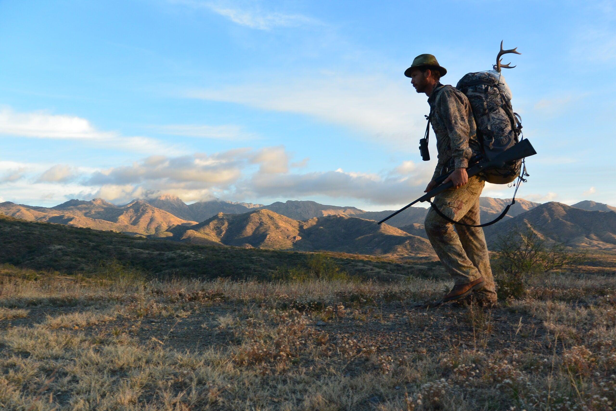 Hunting the Grey Ghost: Stalking Arizona Coues Deer