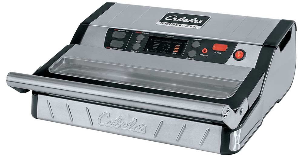 Cabela's 12-inch Commercial-Grade Vacuum Sealer