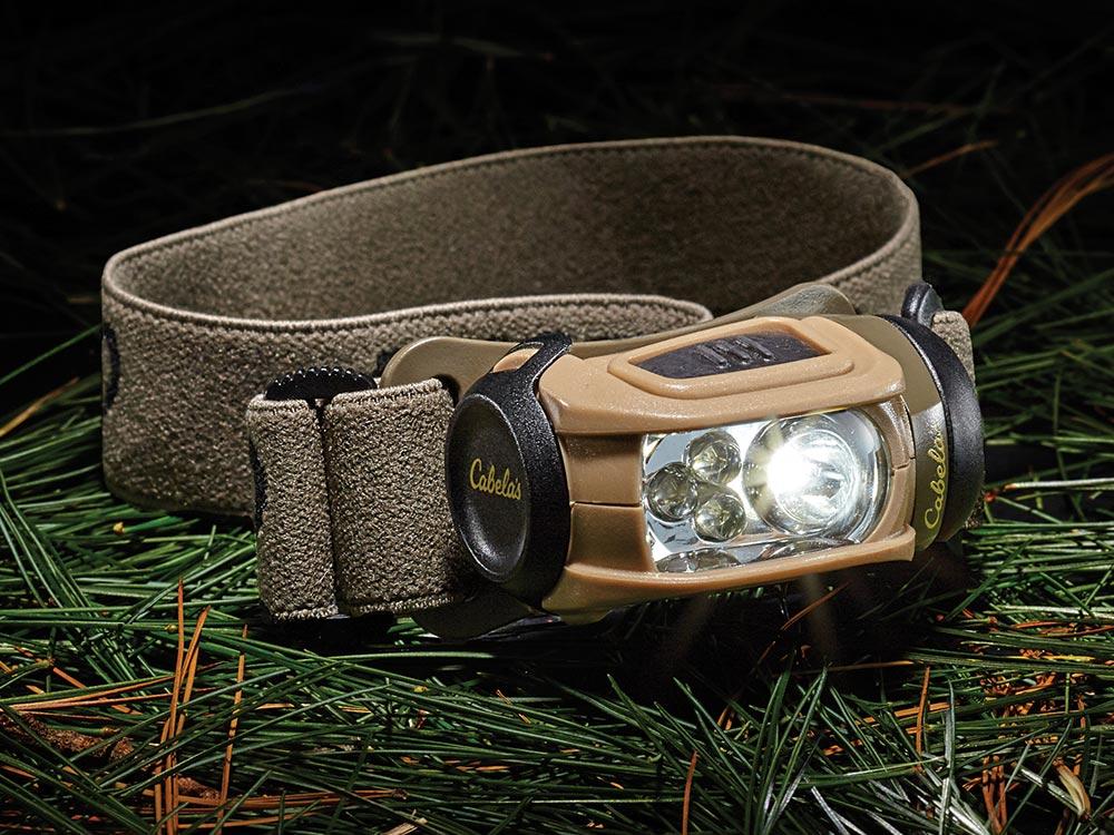 Cabela's Alaskan Guide RGB Headlamp