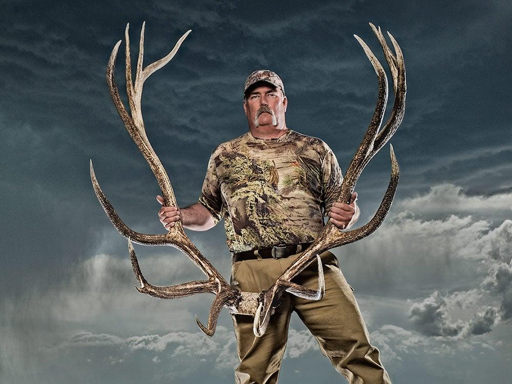 world record elk hunting steve felix