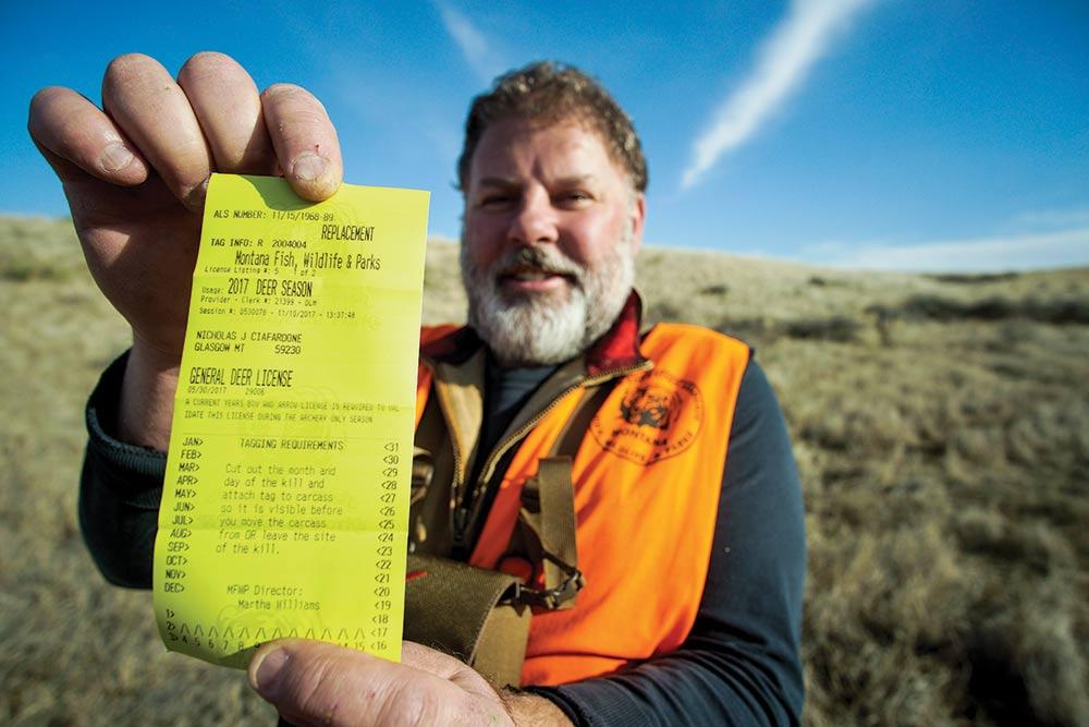 montana hunting and fishing licenses