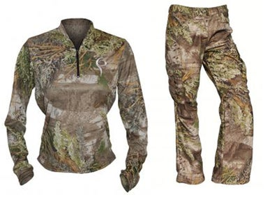 Prios Introduces New Women's Hunting Apparel: Ultra Backcountry Shirt and Fitted Pants