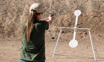 Take a Spin: Master One of the Toughest Handgun Targets