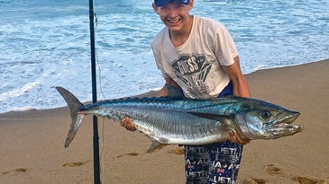 Lyon Venter Mackerel drone fishing